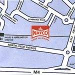 Natco Cash & Carry – Electrical Fit-Out – Hayes