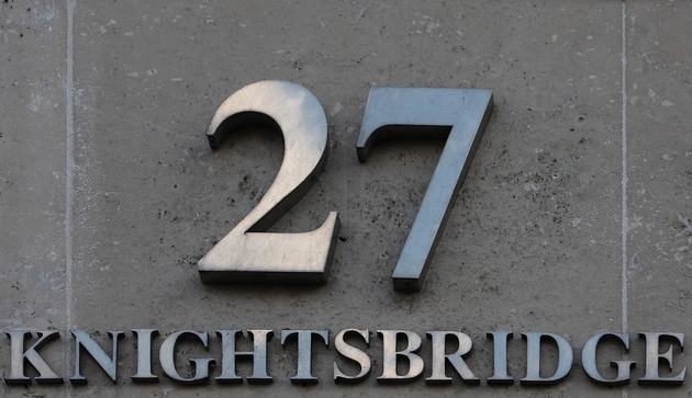 AES Return to 27 Knightsbridge