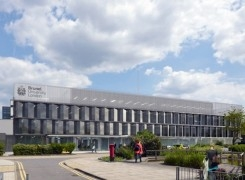 M&E Fit-Out – Brunel University, Wilfred Brown Building
