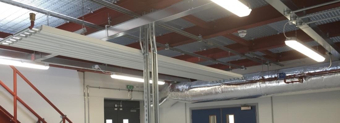 Feltham skills Centre – M&E Fit Out