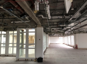 Cat B Fit-Out – 27 Knightsbridge