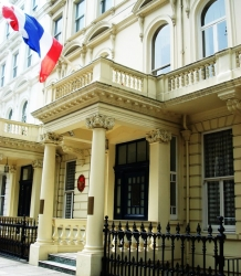 Thai Embassy – M&E Fit-Out