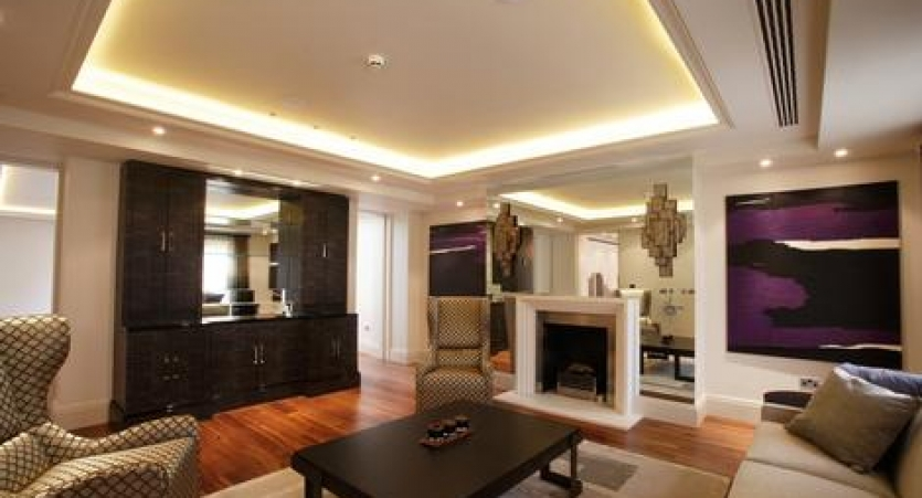 High end residential Front Room Eletrcial