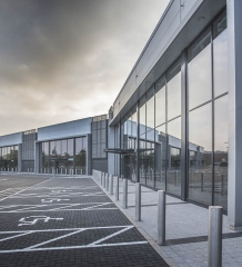 Farnborough Retail Park – Temporaries, Landlord Areas and Exterior Lighting