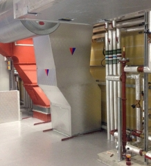Plant Room Installation – Barking & Dagenham College Data Resource Centre