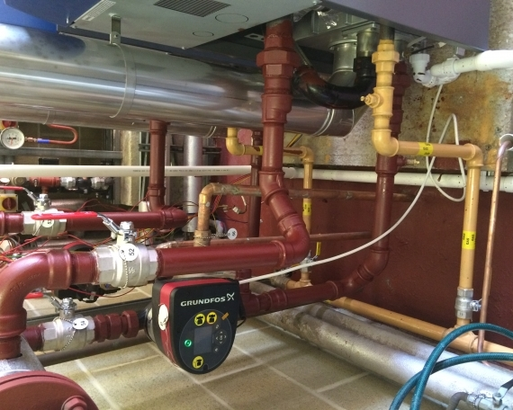 Boiler Replacement – Wellington College