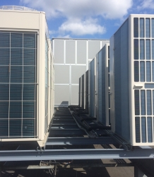 HVAC Roof Plant Installation – Ikea, Lakeside