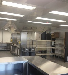 Kitchen Training Area – Barking & Dagenham College