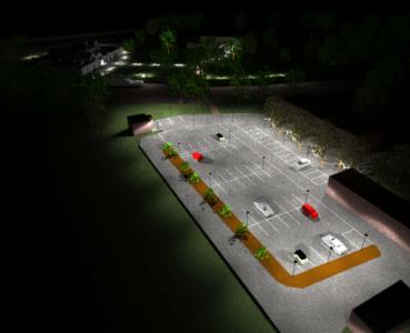 Monkey Island – External Lighting Design for AES Installation