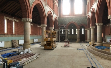 Underfloor Heating & Radiators – St Paul's Church