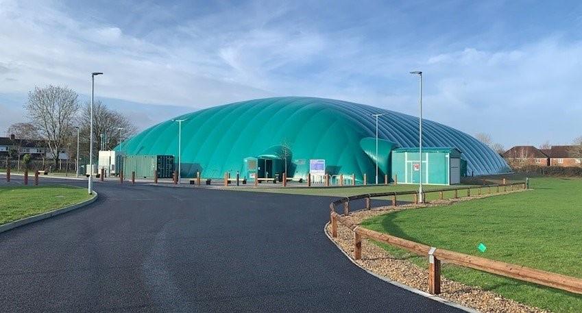 Football Academy Dome
