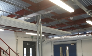 Feltham skills Centre – M&E Fit Out