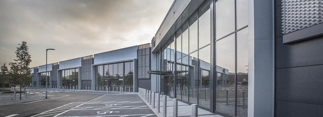 Farnborough Retail Park – Temporaries, Landlord Areas and Exterior Lighting