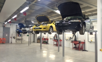 Carshalton College – Engineering & Motor Vehicle Centre