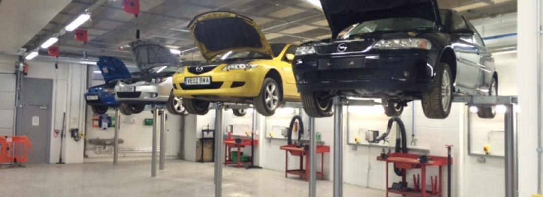 Carshalton College – Engineering & Motor Vehicle Centre