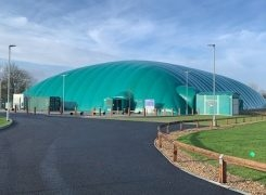 Football Academy Dome