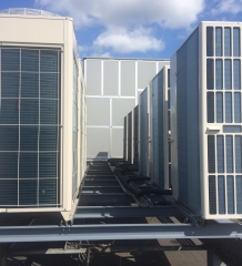 HVAC Roof Plant Installation – Ikea, Lakeside