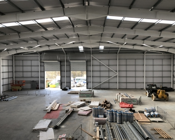 M&E Commercial Fit-Out – Frimley