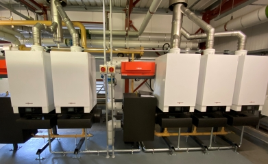 Boiler Replacement – Reigate
