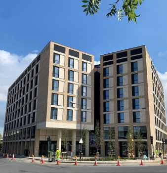 City Airport Hotel Completion