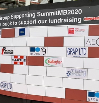 AES Support of Summit Mont Blanc Charity