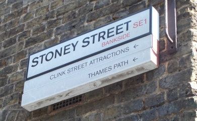 Luxury Appartments – Stoney Street, London