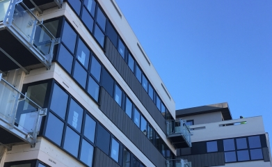 Sidcup House- Mechanical Fit-Out – Offices to Residential